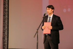 Anniversary of the Teacher with the capital letter, Nikolay Dubinin, was celebrated in Vladivostok